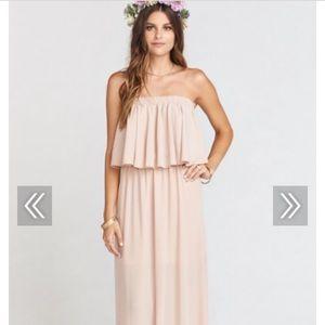 NWT Show Me Your Mumu bridesmaid dress
